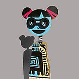 Dekorácie - Big Kahuna art decor - 12051796_