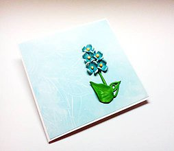 Papiernictvo - Pohľadnica ... zo záhonu II - 12059632_