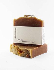 Drogéria - Prírodné bylinkové mydlo LIPA - BAZA - 12057769_