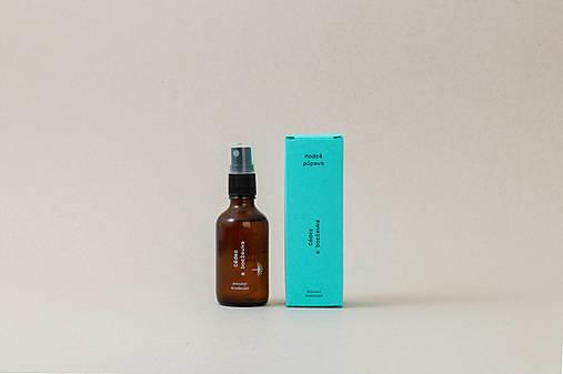Céder a borievka - sprejový deodorant pre mužov (50 ml)