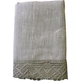 Úžitkový textil - Kuchynská utierka 100% ľan - 12058653_