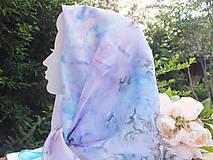 Šatky - Hodvábna šatka XIV - 12059909_