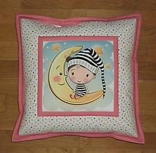 Textil - Obliečka na detský vankúšik - 12062950_