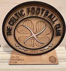 Dekorácie - Pekná dekorácia The Celtic Football Club - 12061458_