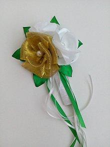 Pierka - Svadobné pierko pre starejšieho 6 - 12063354_