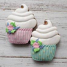 Dekorácie - Cupcake - 12064273_