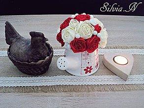 Dekorácie - Krhlička. - 12065933_