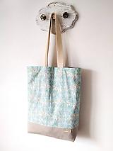 Nákupné tašky - Taška bambus - 12064016_