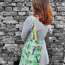Nákupné tašky - Kolekcia Pippi (Taška veľká) - 12066488_