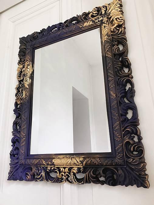 Zrkadlo Golden Caviar