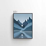 Grafika - Hory - 12063965_