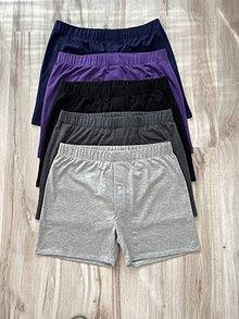 Oblečenie - Pánske bavlnené trenky z upletu - 12067556_