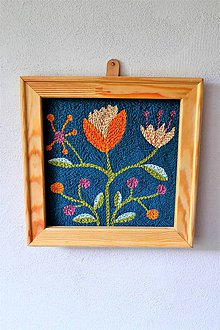 Obrazy - Tulipan - 12068566_