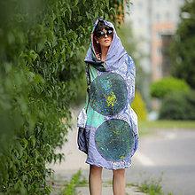 Šaty - Origo mikinoš šaty GULA - limit - 12070282_