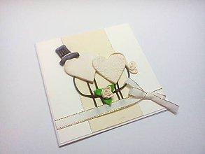Papiernictvo - Pohľadnica ... zaláskovaná II - 12071676_