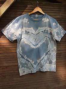 Tričká - Tričko_T-shirt_batik_grey_M_uni - 12073487_