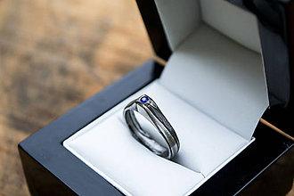 Prstene - Snubný prsteň Nebo - 12071044_