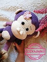 Hračky - Opica škorica - 12073885_