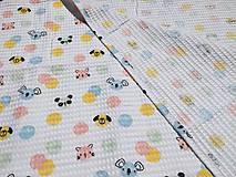Textil - vaflová deka 1 - 12071627_