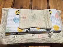 Textil - vaflová deka 1 - 12071639_