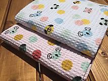 Textil - vaflová deka 1 - 12071655_