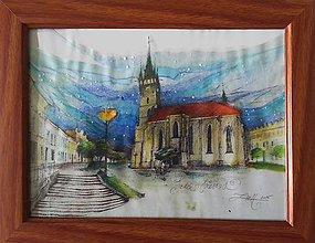 Kresby - Prešov, konkatedrála sv.  Mikuláša 1,2 - 12072302_