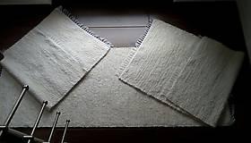 Úžitkový textil - Sada koberčekov do spálne - 12075856_