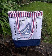 Veľké tašky - NÁMORNÍCKA TAŠKA - 12076393_