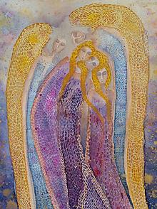 Kresby - Anjeli strážni - 12078673_