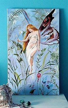Obrazy - Fairy - 12079155_