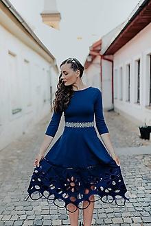 Šaty - madeirové šaty Sága krásy - 12079956_
