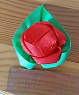 Pierka - Svadobné pierko ruža - 12080877_