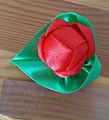 Pierka - Svadobné pierko ruža - 12080879_