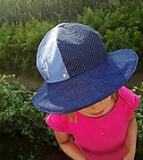 Detské čiapky - Letný klobúčik - 12078249_