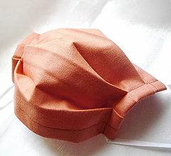 Rúška - Ochranné rúško na tvár - jednovrstvové - 12078314_