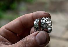 Prstene - Naše obrúčky - náš príbeh /v striebre/ - 12081521_