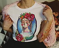 Tričká - Frida/ typ Gildan - 12083251_