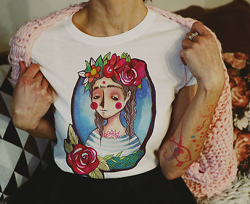 Frida/ typ Gildan