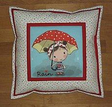 Textil - Obliečka na detský vankúšik - 12083388_
