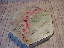 Krabičky - Šperkovnica - 12082806_