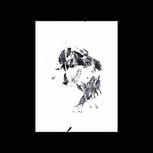 Obrazy - tvár I . akryl na výkrese - 12081730_