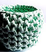 Dobrý obchod - Zelený košík - 12082320_
