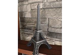 Dekorácie - Eiffelova veža - 12082654_