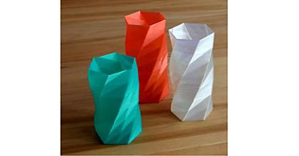 Dekorácie - Váza Twist - 12082797_