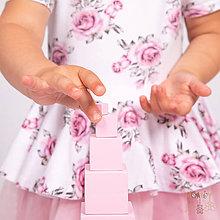 Hračky - Ružová veža - 12084785_