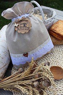Úžitkový textil - Vrecúška - 12086536_