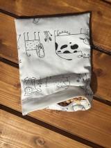 Úžitkový textil - hrejivý ,chladivý vankúšik - 12086426_