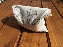 Úžitkový textil - hrejivý ,chladivý vankúšik - 12086429_