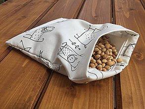Úžitkový textil - hrejivý ,chladivý vankúšik - 12086425_