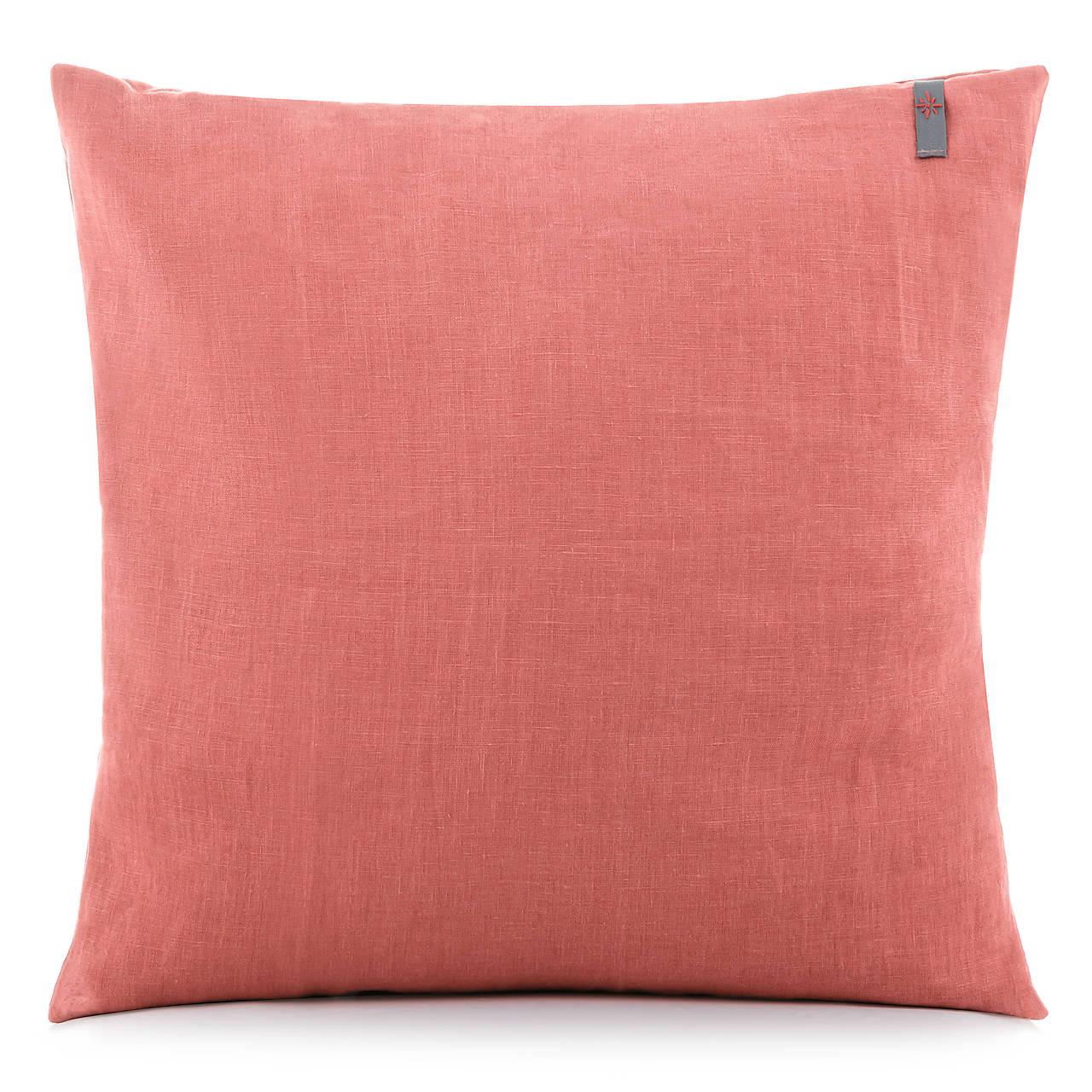 Úžitkový textil - Povlak na vankúš Rustikálne ružová 50x50 - 12087464_